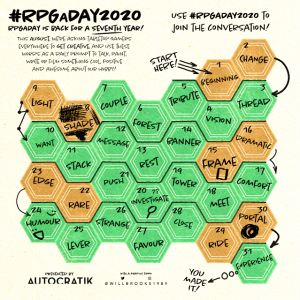 #RPGaDAY2020 : 6 – Forest