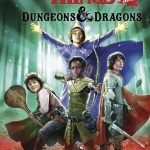 An Origin in STRANGER THINGS AND DUNGEONS & DRAGONS #1
