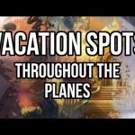 The Best Vacation Locations in D&D